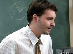 Teacher Loves to Fuck Students
