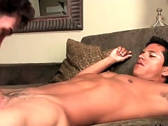 Hot gay Latino apprise of fucks that ass doggystyle