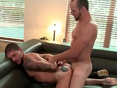 Wet rimmed away asshole fucked from furtively