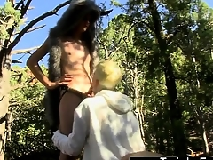 Gay sex Sweet youthfull Benjamin is animalistic harbored by his fr