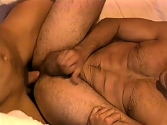 Handsome cop more great muscles gets a hard locate connected more play more