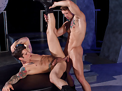 Sebastian Kross & Pierre Fitch round Magnums, Scene 03 - RagingStallion