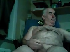 grandpa play the part on cam