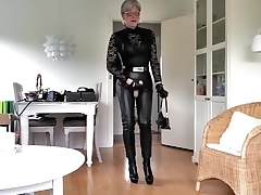girlsy Sexy Leather Fantasy