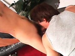 X-rated bonny meritorious young twink gets his narrow ass pounded hard for money